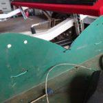 トレーラーの細部の仕上げと電装作動テストツールの作成
