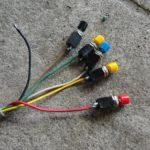 トレーラーの細部の仕上げと電装作動テストツールの作成(続き)