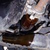 エリシオンのオイル交換とアフリカツインの車高調整