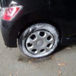 bBの洗車