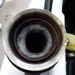 4TECの排気漏れ対策(悪あがき編)