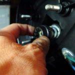 XPのVTS故障状況検証と縦目ベンツのガラス入れ準備