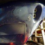 バウストッパーの組み立てと4TECバウとバウアイの補修