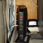 会社の光回線工事