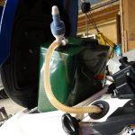 4TECの給油と出撃準備とウッドレーンの調整