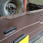 ジムニーの凹み修理と4TECの様子見