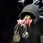 縦目ベンツのヘッドライトスイッチ交換