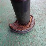 4TECのガソリンタンク清掃と燃料ポンプの分解洗浄